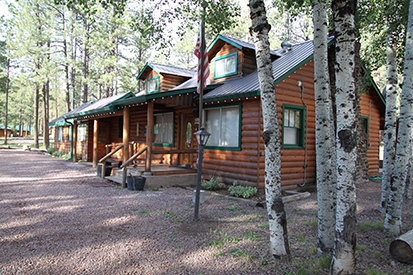 Big 10 Lodge Cabin