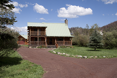 Little Ponderosa Cabin