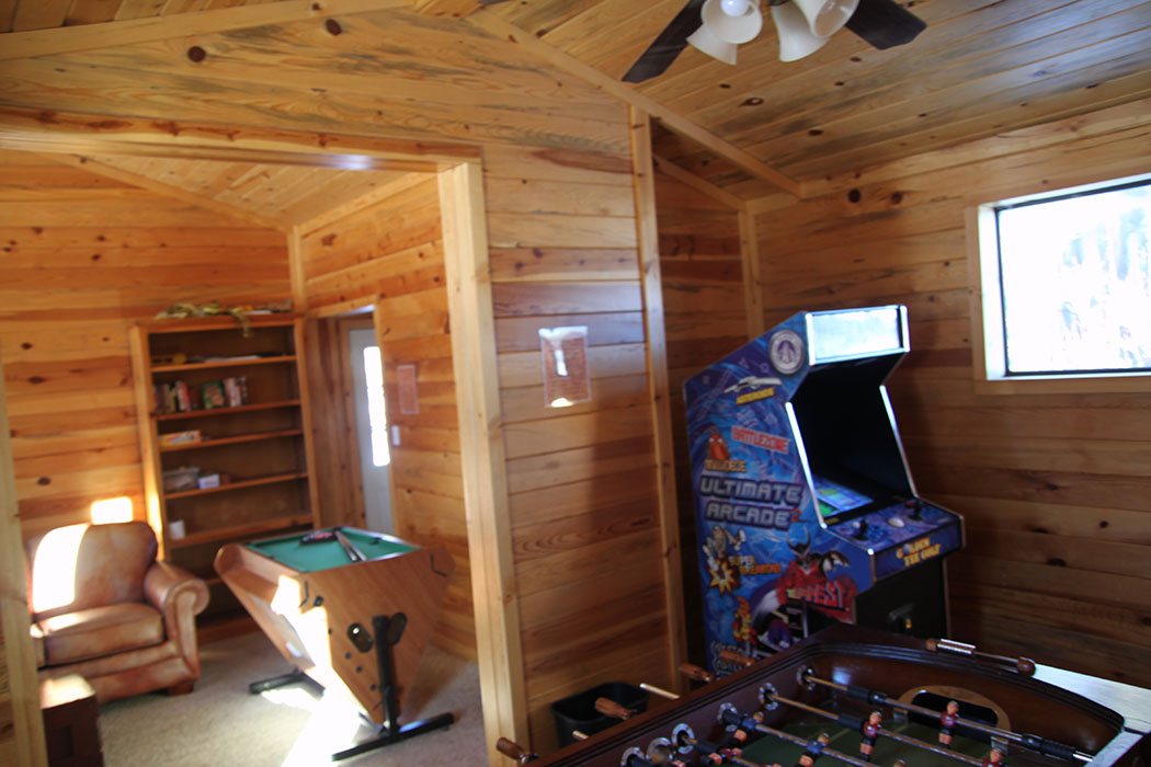 more game room
