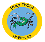 Lazy Trout Logo